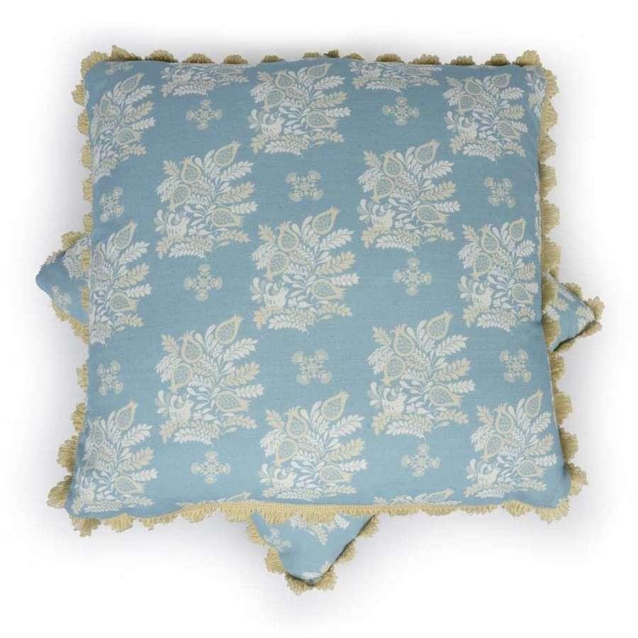 Charlotte Gaisford cushions - Lucky Fortune