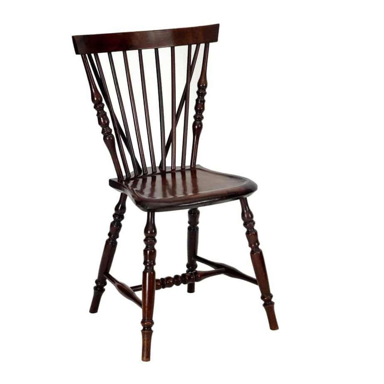 19th Century American New England Windsor chair