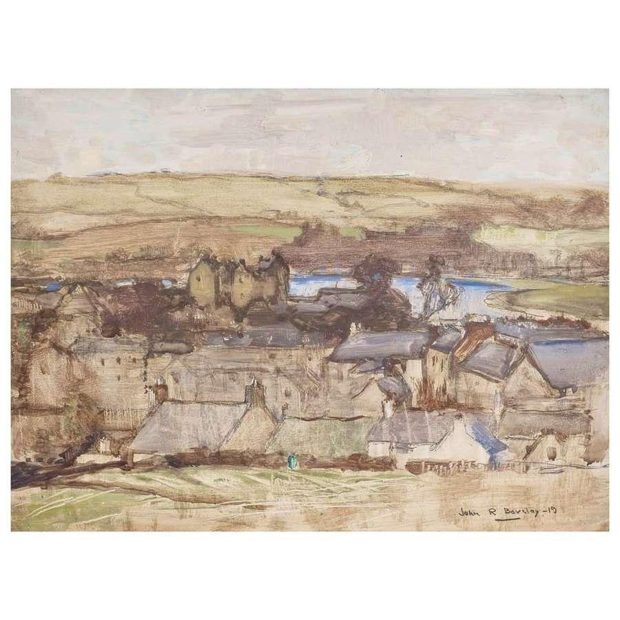 John Rankine Barclay - Kirkcudbright