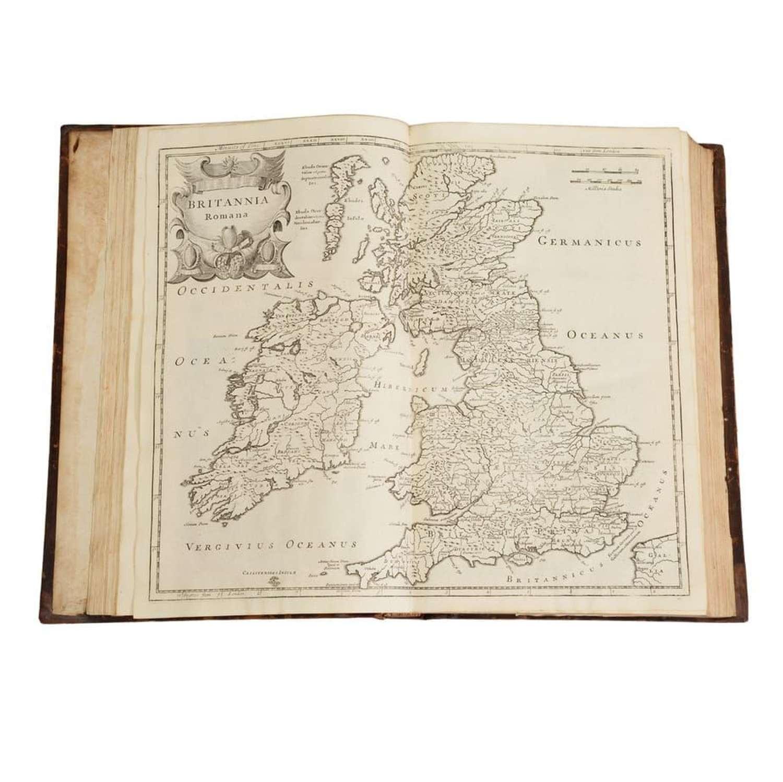 Camden's Britannia - Gibson's translation