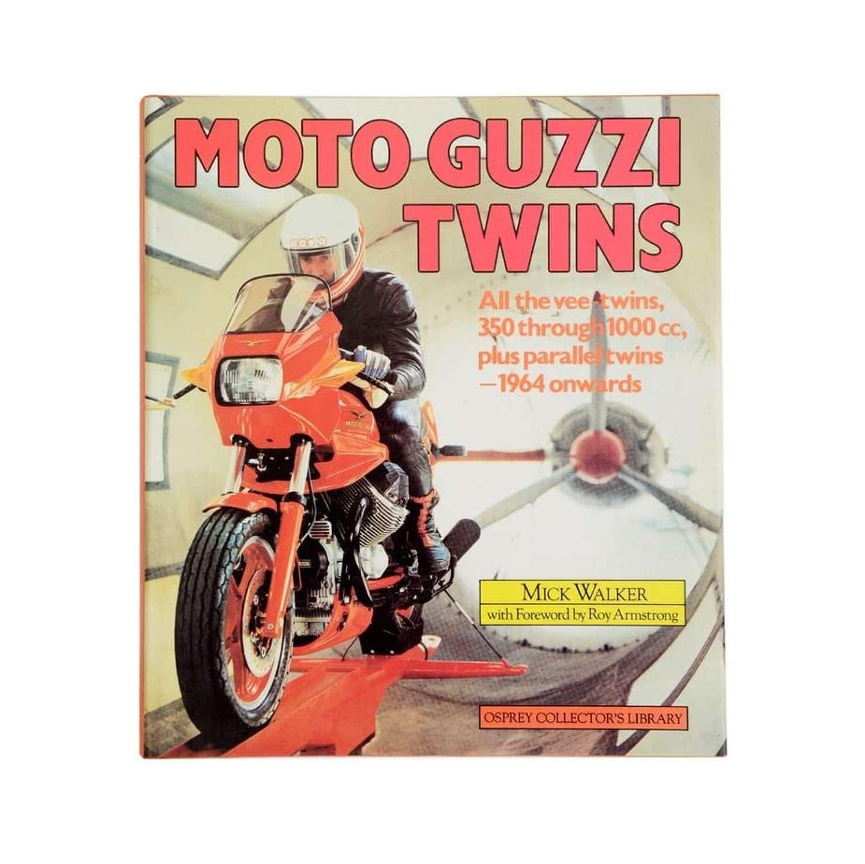 Moto Guzzi Twins by Mick Walker