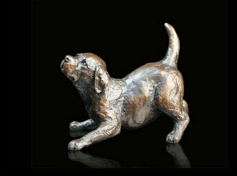 Michael Simpson - Labrador Puppy Playing