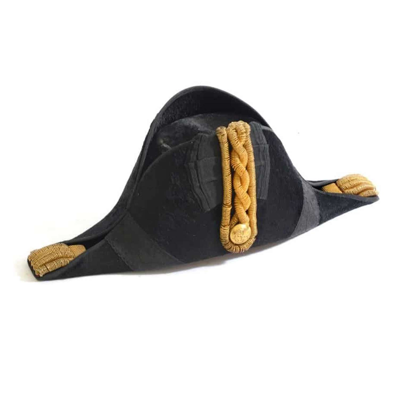 First world war Royal Navy bicorn hat