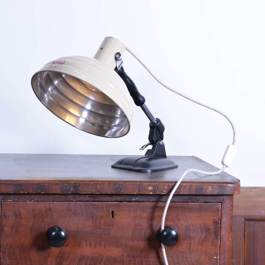 An Infra Red lamp by Pifco